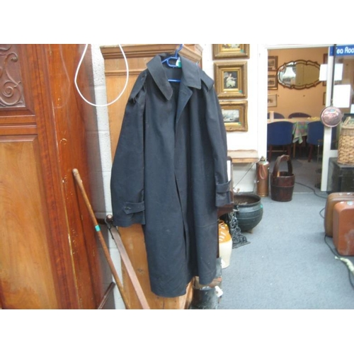 261 - Vintage Garda Siochana Raincoat...