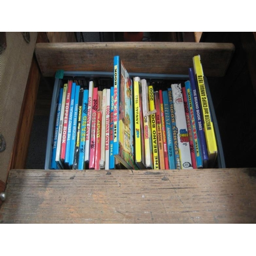 266 - Collection of various Comic Annuals including...