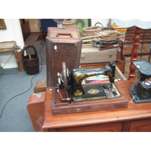 303 - Sewing Machine...