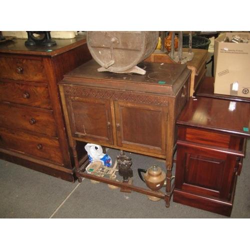 306 - Vintage Gramaphone Cabinet...