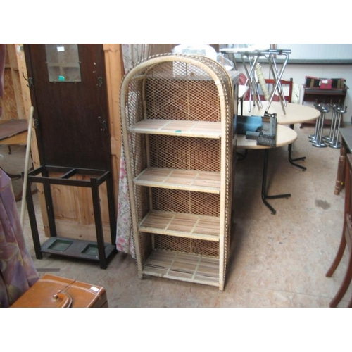 31 - Wicker Bathroom Display Stand...
