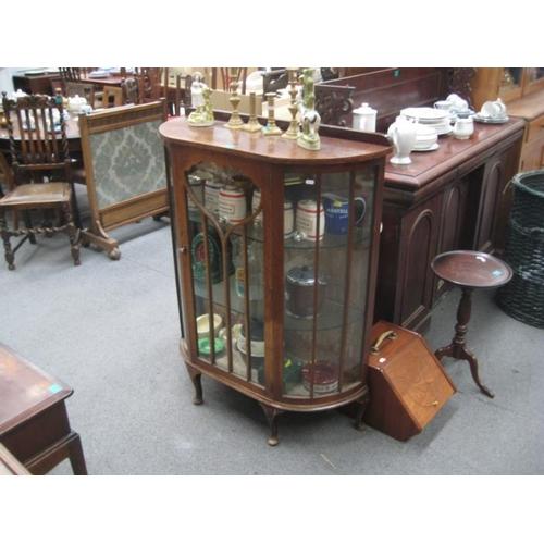 317 - Vintage Display Cabinet...