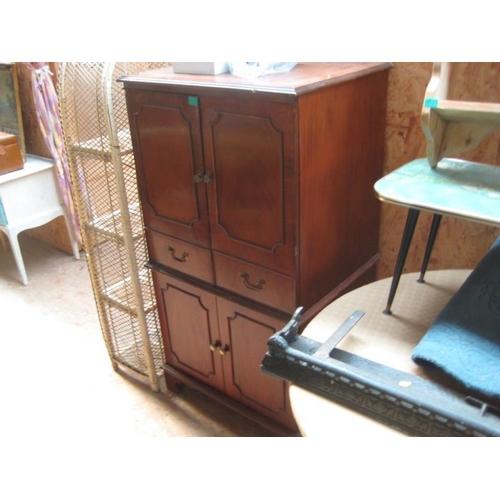 32 - Inlaid TV Cabinet...