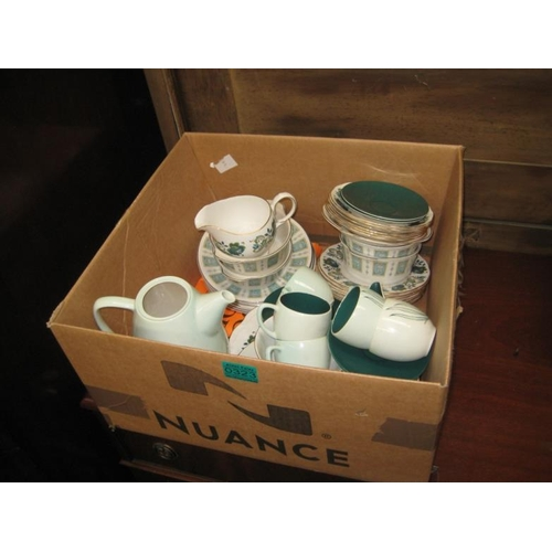323 - 2 Part Tea Sets...