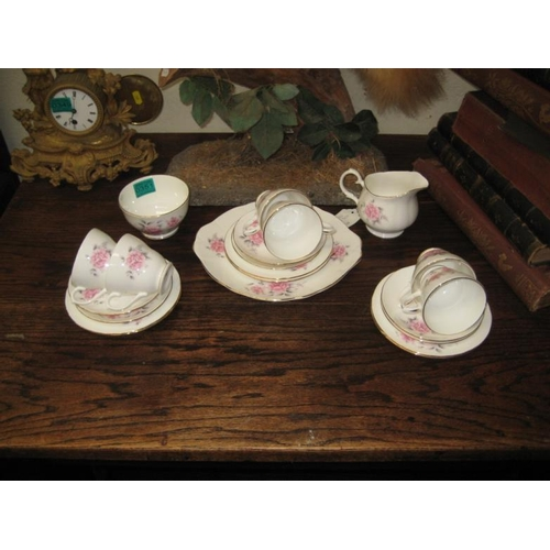 351 - Duchess Bone China Tea Set (21 pieces)...