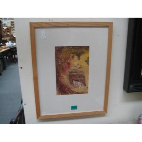 382 - Contemporary Watercolour by Maura McNally...