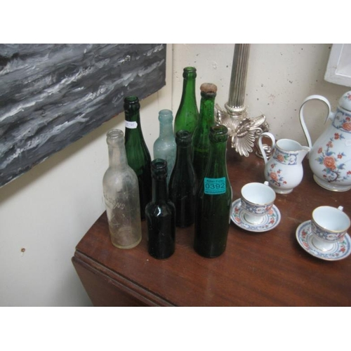 392 - Collection of Vintage Mineral Bottles including...