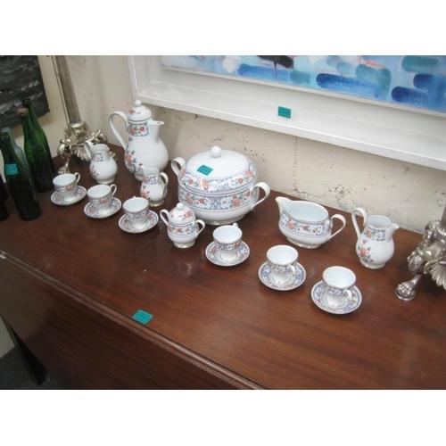 394 - Noritake 19 piece Part Tea Set...