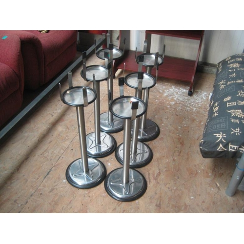 40 - 6 Wine Bucket Stands...