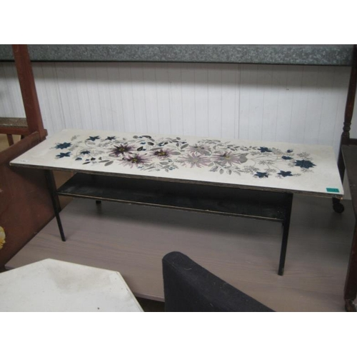45 - Vintage Retro style Coffee Table...