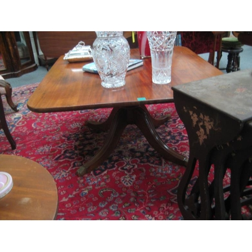 482 - Georgian Mahogany Breakfast Table now reduced...