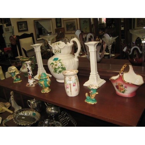 503 - Small Collection of Porcelain Including a Masons...