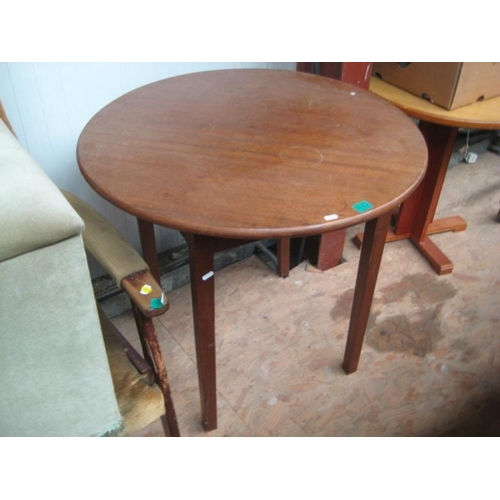 52 - Georgian style Mahogany Supper Table...