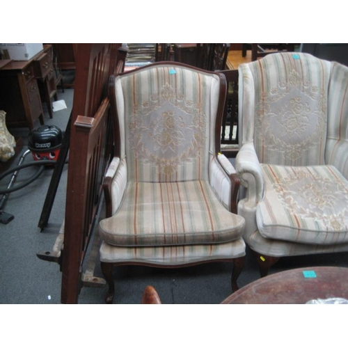 581 - 19th Century Style Ladies Armchair...