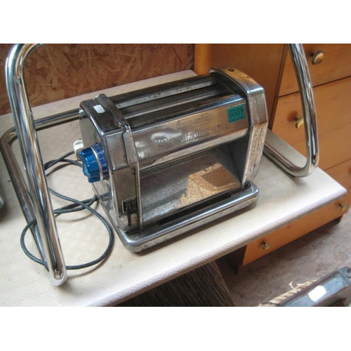 7 - Imperia Restaurant Pasta Maker (sold as parts)...