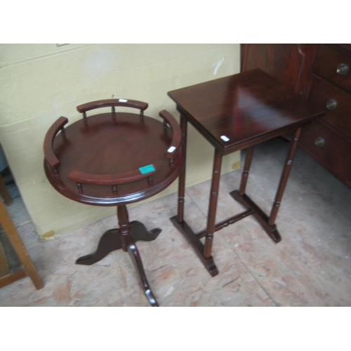 73 - Two Occasional Tables in excellent condition...