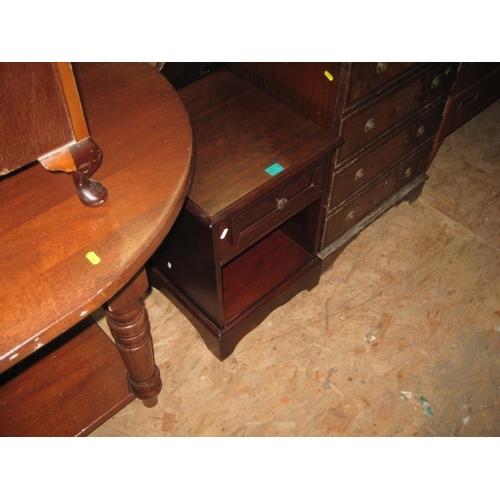79 - Bedside Locker...