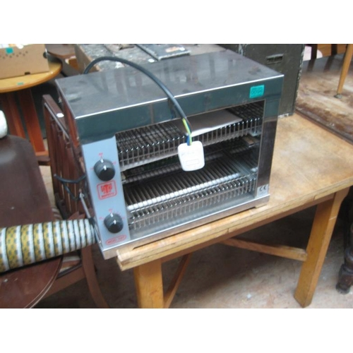 96 - Electric Sandwich Toaster (sold as parts)...
