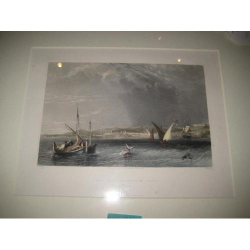 48 - Three 19th Century Engravings...