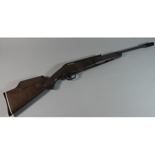 41 - A Mid/Late 20th Century American F H Beeman Air Rifle, 0.177 Calibre...