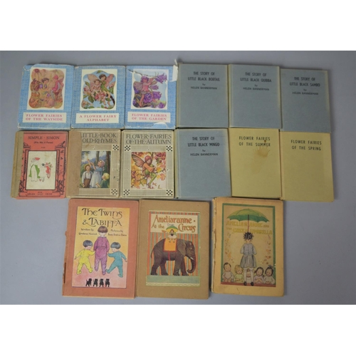 214 - A Collection of Children's Books to Include 1931 Edition of Ameliaranne at the Circus by Margaret Gi...