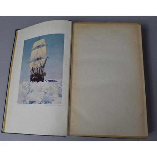 413 - Two Editions of South The Story of 1941-1917 Expedition by Sir Ernest Shackleton, Published by Heine...