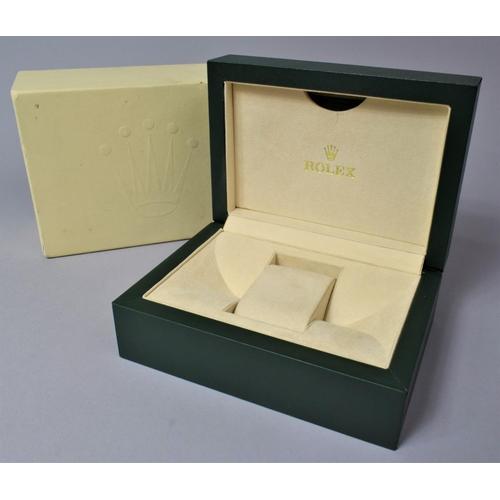 39 - A Mid/Late 20th Century Rolex Wristwatch Box