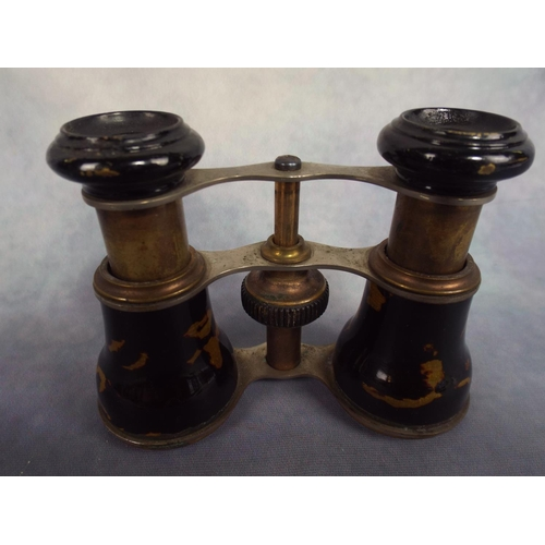 125 - Pair of small vintage opera glasses...