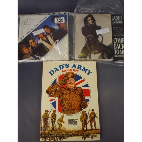 325 - Dads Army Annual  & 2 boxed sets...