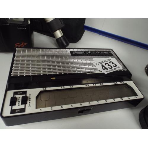 433 - Vintage Stylophone...
