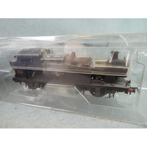 3 - Bachmann 00 Class 56 SS Tank engine 5639. British Rail, Black, late crest. Boxed and unused....