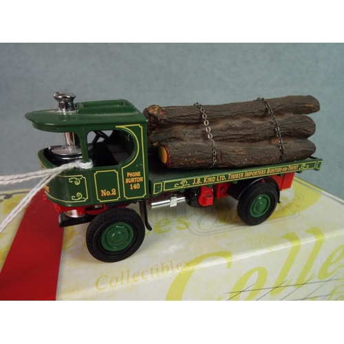 48 - Matchbox, Atkinsons steam wagon. Boxed and unused....