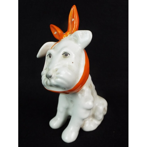 14 - Small beswick toothache dog. 4.5 inches tall....