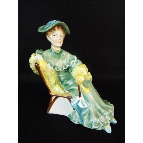 31 - Royal Doulton figurine. HN 2356  'Ascot'  6 inches tall....