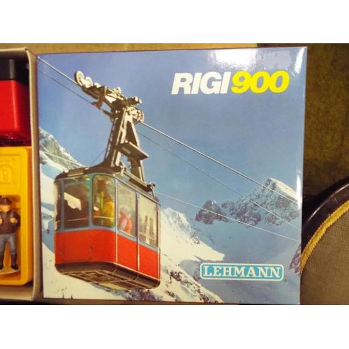 43 - Lehmann ,  Rigi 900 model cable car in original box....