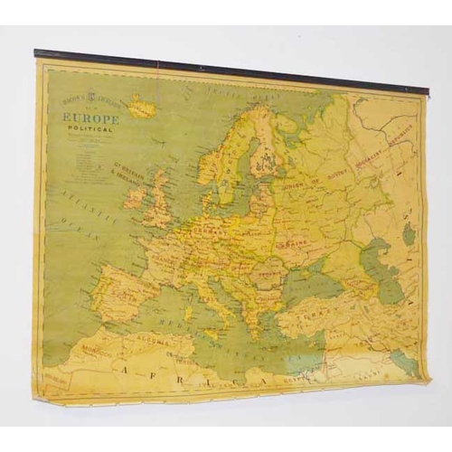 15 - A Good School Map of Europe...