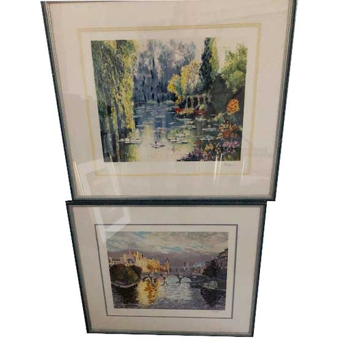 39 - A Nice Pair of Limited Edition Prints...