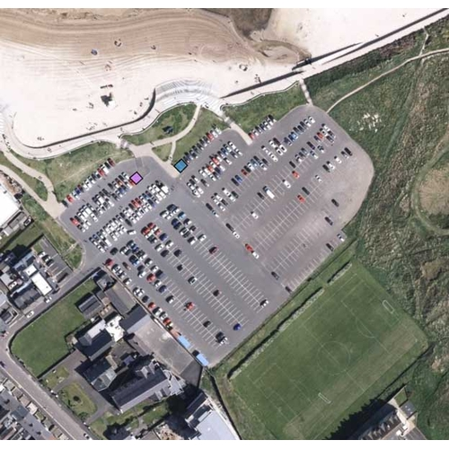 2 - East Strand Car Park, Portrush (excluding events organised in conjunction with Council) - License to...