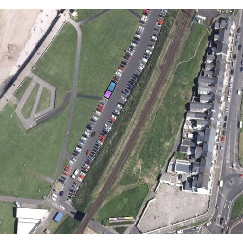 4 - West Bay Car Park, Portrush (excluding events organised on conjunction with Council) - License to Se...