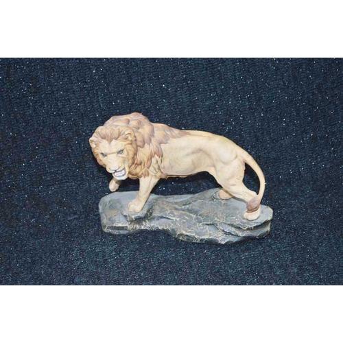 52 - A Large Beswick Figurine of a Lion
