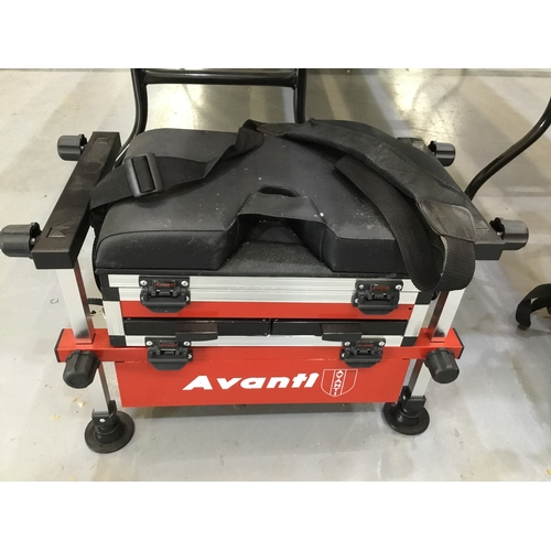 Avanti Fishing seat/box