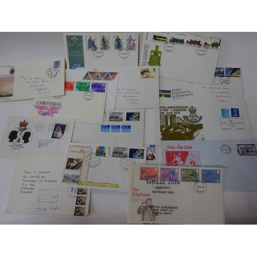 47 - Assortment of stamps...