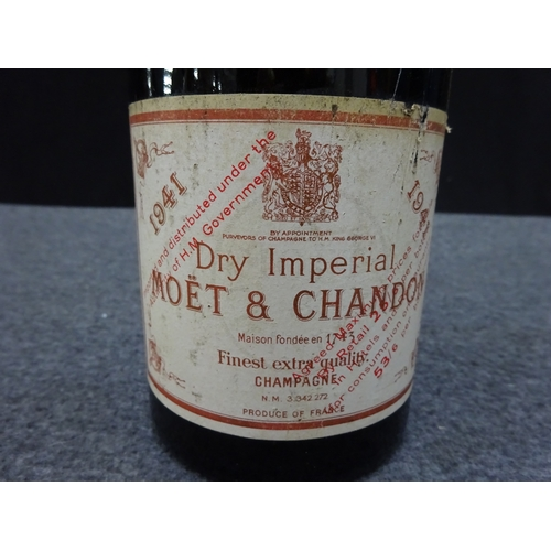 49 - 1941 Dry Imperial Moet & Chandon...