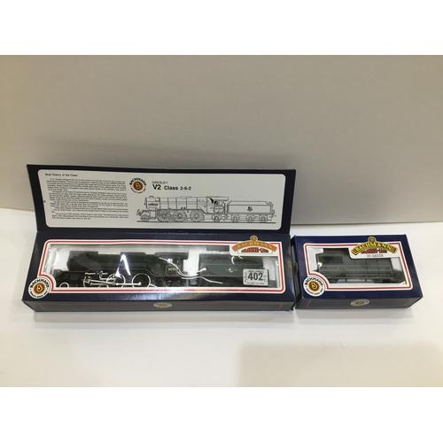 136 - Bachmann Model Trains (2 boxes)...