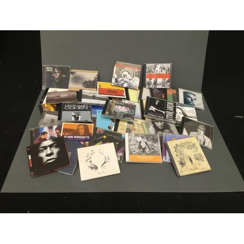 51 - Collection of music CD's various genres...
