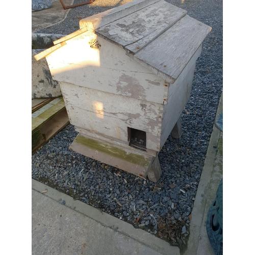 57 - Antique beehive...
