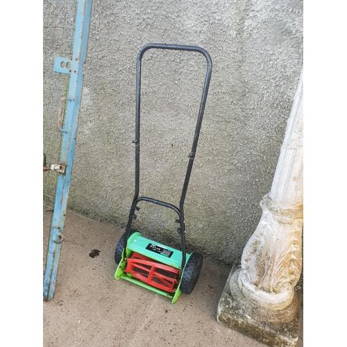 29 - push mower...