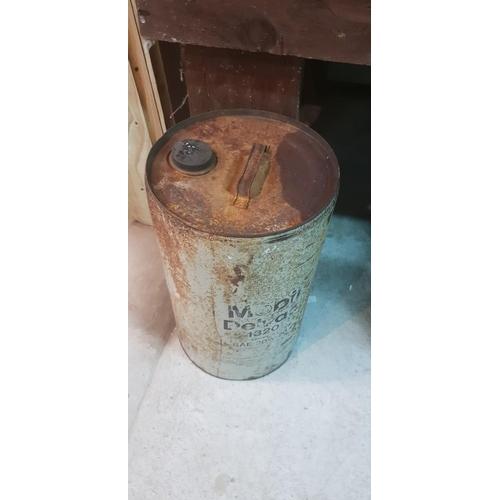 55 - old oil drum...