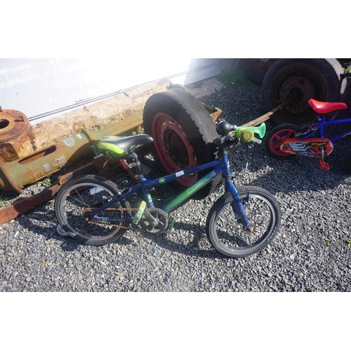 1 - kids bike
