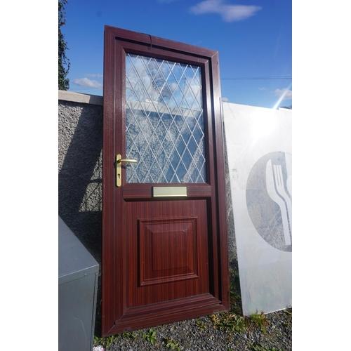 13 - pvc door  and frame